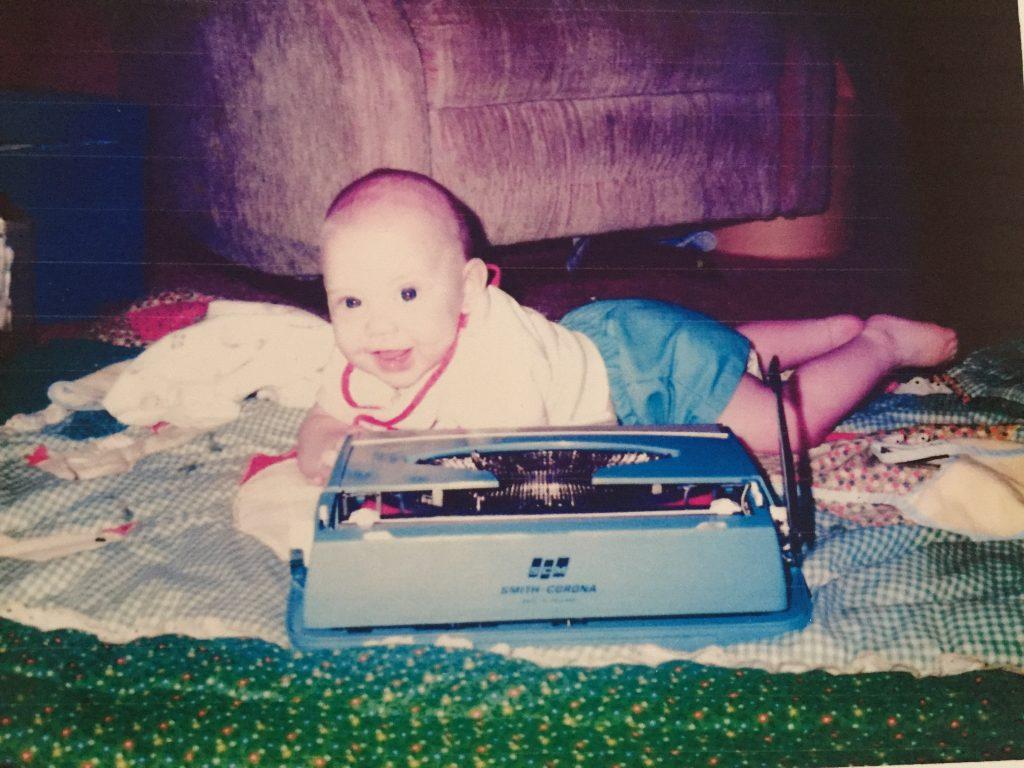 baby writer