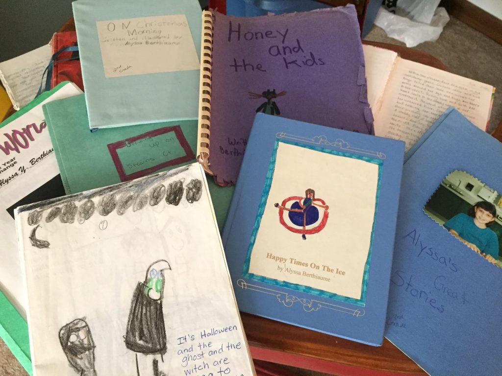 child writer